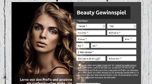 Beauty Gewinnspiel bc