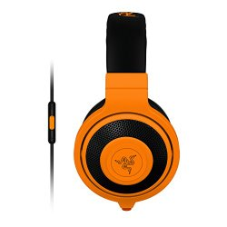 Razer Headset orange