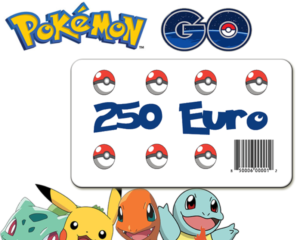 pokemon go 250